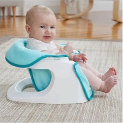Summer Infant Booster Chairs Aqua - Three-in-One Floor N More Support Seat found on Bargain Bro Philippines from zulily.com for $29.88