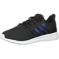 adidas,womens,QT Racer 2.0,Black/Iridescent/Grey (6), Women's, Multicolor found on Bargain Bro India from Overstock for $109.00