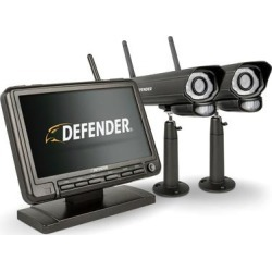 Defender Phoenixm2 Digital Wireless Security System with 7
