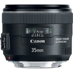 Canon EF 35mm f/2 IS USM Lens found on Bargain Bro from Crutchfield for USD $455.24