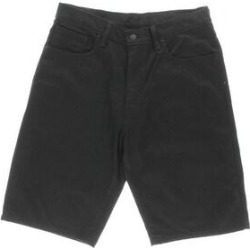 Levi's Mens Denim Shorts Loose Fit Straight Black 31 (Black - 31), Men's found on MODAPINS from Overstock for USD $21.44