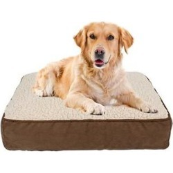 DII Shredded Memory Foam Dog & Cat Bed, Brown found on Bargain Bro Philippines from Chewy.com for $127.99