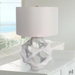 Regina Andrew Design Celestial White Coastal Table Lamp found on Bargain Bro Philippines from LAMPS PLUS for $650.00