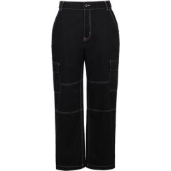 Casual Pants - Black - Vans Pants found on Bargain Bro from lyst.com for USD $41.80