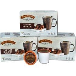 Door County Coffee Chocolate, Pecan, & Caramel Coffee Pods in Brown, Size 4.25 H x 12.0 W x 6.25 D in | Wayfair SI03TIC found on Bargain Bro Philippines from Wayfair for $27.99