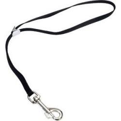 Coastal Pet Products Adjustable Nylon Dog Grooming Loop, Black, 24-in, 3/8-in