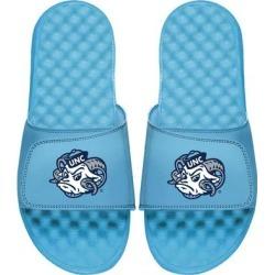 North Carolina Tar Heels ISlide Mascot Slide Sandals - Blue found on Bargain Bro India from Fanatics for $49.99