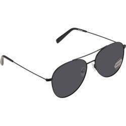 Aviator Sunglasses Blkp 60/17/145 - Black - Vedi Vero Sunglasses found on Bargain Bro from lyst.com for USD $76.00