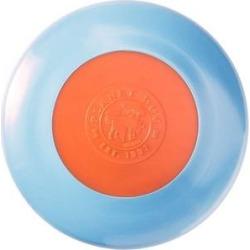 Planet Dog Orbee-Tuff ZOOM Flyer Dog Toy, Blue/Orange