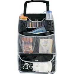 Jeep Car Organizers - Black Backseat Organizer found on Bargain Bro Philippines from zulily.com for $8.99