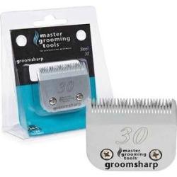 Master Grooming Tools GroomSharp Steel Pet Grooming Blade, Size 30