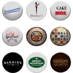 Perfect Samplers Coffee Pods Variety Pack in Brown, Size 6.0 H x 7.0 W x 9.0 D in | Wayfair WM-PS-Flavor-40 found on Bargain Bro Philippines from Wayfair for $27.99