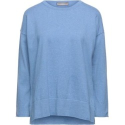 Jumper - Blue - Cruciani Knitwear found on Bargain Bro from lyst.com for USD $113.24