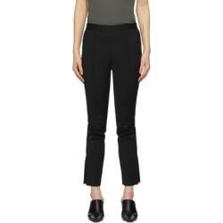 Black Maurice Trouser - Black - Partow Pants