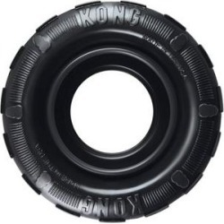 KONG Tires Dog Toy, Small found on Bargain Bro Philippines from Chewy.com for $10.99