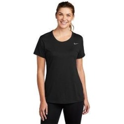 Nike Ladies Legend Tee (Black - Large), Women's(jersey) found on Bargain Bro from Overstock for USD $25.45