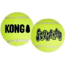 KONG Squeakair Balls Packs Dog Toy, Medium found on Bargain Bro India from Chewy.com for $5.39