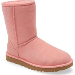 UGG Classic Ii Genuine Shearling Lined Short Boot - Pink - Ugg Boots found on Bargain Bro from lyst.com for USD $129.20