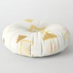 Caravan Floor Pillow by Urban Wild Studio Supply - ROUND - 30