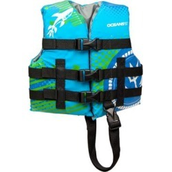Aqua Leisure Life Jackets - Aqua USCGA 4 Buckle Personal Flotation Device found on Bargain Bro Philippines from zulily.com for $21.99