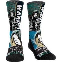 Rock Em Apparel Socks - The Falcon and the Winter Soldier Gray & Teal Sharon Carter Socks - Kids & Adult found on Bargain Bro Philippines from zulily.com for $11.99