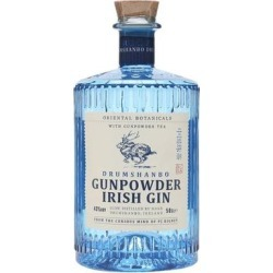 Drumshanbo Irish Gin Gunpowder 750ml found on Bargain Bro India from WineChateau.com for $48.97