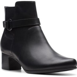 Clarks Un Damson Bootie - Brown - Clarks Boots found on Bargain Bro from lyst.com for USD $48.64