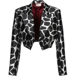 Suit Jacket - Black - Sara Battaglia Jackets found on Bargain Bro Philippines from lyst.com for $346.00