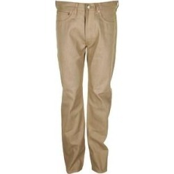 Levi's Men's 501 Original Shrink to Fit Button Fly Jeans (Sand 0988 - 32X34), Brown 0988(canvas) found on MODAPINS from Overstock for USD $49.97
