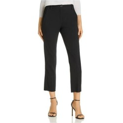 Derek Lam Womens Black Capri Pants Size 0 (Black - 0), Women's(Polyester, Solid) found on MODAPINS from Overstock for USD $110.98