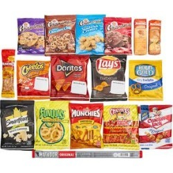 Lay's Chips - 40-Ct. Ultimate Chip Snack Set found on Bargain Bro Philippines from zulily.com for $20.79
