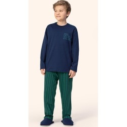 Pijama Infantil Masculino Lua Encantada Afeto found on Bargain Bro Philippines from Tricae for $68.11
