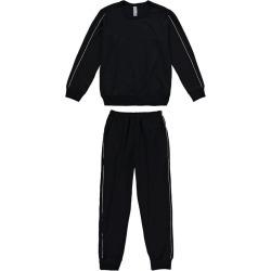 Pijama Malwee Infantil Menino Moletinho com Viscose Preto found on Bargain Bro Philippines from Tricae for $91.73