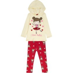 Conjunto Infantil Feminino Kyly Amarelo found on Bargain Bro Philippines from Tricae for $19.56