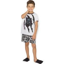 Pijama Infantil Masculino Pantera Negra Marvel Evanilda found on Bargain Bro Philippines from Tricae for $42.26