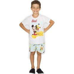Pijama Infantil Masculino Mickey Melhores Amigos Disney found on Bargain Bro Philippines from Tricae for $42.26