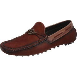 Drive Em Couro Sola Pino Stefanello 1002 Vermelho found on Bargain Bro from Tricae for USD $46.90