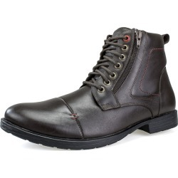 Bota Coturno Florense Marrom found on Bargain Bro from Tricae for USD $63.28