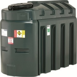 Harlequin 1300ITE High Specification Bunded Slimline Oil Tank Complete & Tankpack - 673490 found on Bargain Bro UK from City Plumbing