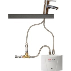 Zip Inline Instantaneous Hand Wash Pack with Heater (Single Lever Mixer Tap and Fittings) 2.8 kW ES3/MT - 361890 found on Bargain Bro UK from City Plumbing