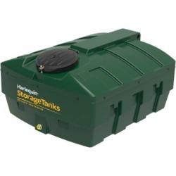 Harlequin 1200ITE High Specification Bunded Low Profile Oil Tank Complete & Tankpack - 339924 found on Bargain Bro UK from City Plumbing