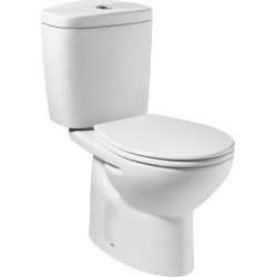 Roca Laura Close Coupled Toilet Pan 342396000 - 746805 found on Bargain Bro UK from City Plumbing