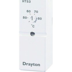 Drayton HTS3 Cylinder Thermostat 13007 - 808783 found on Bargain Bro UK from City Plumbing
