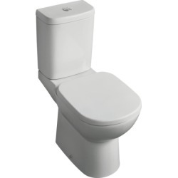 Ideal Standard T427001 Tempo Close Coupled Cistern White - 832890 found on Bargain Bro UK from City Plumbing