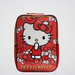 Mochila Hello Kitty Bow (Vermelho, M) found on Bargain Bro from Le Postiche for USD $22.34