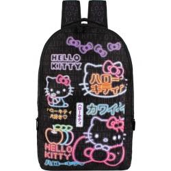 Mochila Hello Kitty Juvenil Média Xeryus (Preto, M) found on Bargain Bro from Le Postiche for USD $29.79