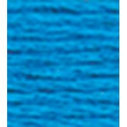 DMC Cotton Embroidery Floss Group #2 Blues 8.7 Yds 12pk - 30995 Dark Electric Blue