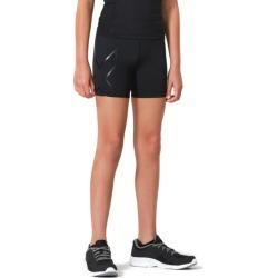 2XU Kids Girls Compression Half Short - Black/Nero found on MODAPINS from SlashSport for USD $39.25