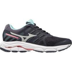 new styles 07488 d6371 Mizuno Wave Equate 3 - Womens Running Shoes - Graphite Honeysuckle