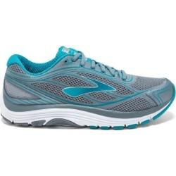 Brooks Dyad 9 - Womens Running Shoes - Grey/Capri Breeze/Silver found on Bargain Bro India from SlashSport for $123.23